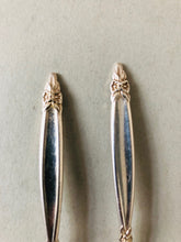 Load image into Gallery viewer, The Headhunter Kieran -  Tiny Vintage Spoon and Fork Set