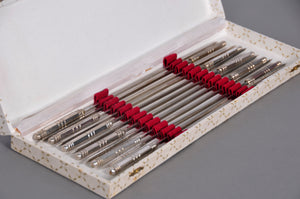 The Headhunter Nina - Set Of French Metal Skewers