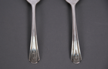 Load image into Gallery viewer, The Headhunter Rhonda - Pair of Art Deco Serving Spoons