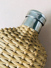 Load image into Gallery viewer, The Artist Tara - Antique Wicker Covered Bottle