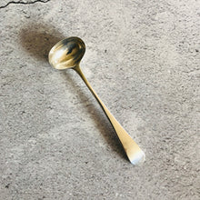 Load image into Gallery viewer, The Headhunter Tate - Antique Silver Mustard Spoon - 1797