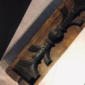 Antique Wooden Moulds For Balcony Baluster Columns | Decor Carving