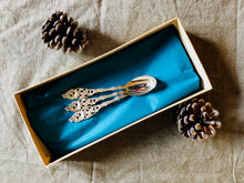 Load image into Gallery viewer, The Headhunter George - Vintage Silver Tea Spoons
