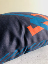 Load image into Gallery viewer, The Sommelier Leslie - Cotton Printed Cushion in Aztec Design
