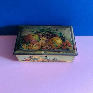 The Mixologist Dane - Vintage Confectionary Tin / Container