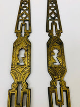 Load image into Gallery viewer, The Pimp Beccy - Large Antique Escutcheons  / Keyhole Cover