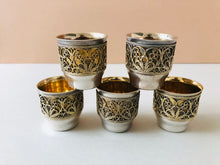 Load image into Gallery viewer, Master Beccy - Filigree Decorated Sliver Cup