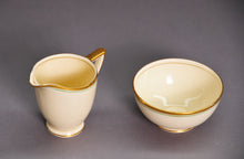 Load image into Gallery viewer, Master James - Ceramic Sugar and Creamer Set by Wedgwood for Hermes