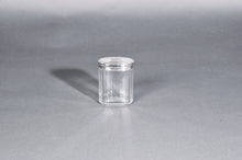 Load image into Gallery viewer, The Mixologist Iva - Set of Glass Jars with Solid Silver Lids