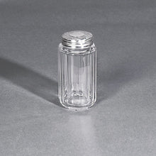 Load image into Gallery viewer, The Mixologist Kendal - Small Glass Container with Silver Lid
