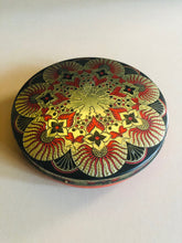 Load image into Gallery viewer, The Mixologist Neil - Vintage Red Chocolate Tin