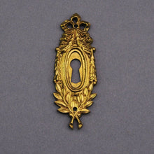 Load image into Gallery viewer, The Pimp Morgan - Antique Escutcheons  / Antique Door Keyhole Cover