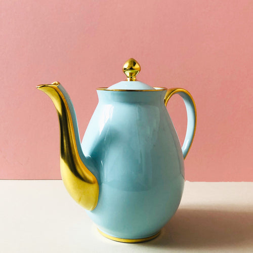 The Punk Anne - Legle Limoges Plump Teapot