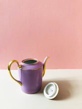 Load image into Gallery viewer, The Punk Elizabeth - Legle Limoges Lilac Teapot
