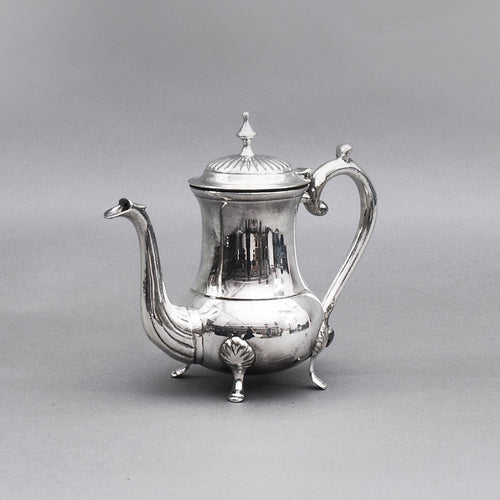 The Punk Kieran - Ornate Lid and Footed Coffee Pot