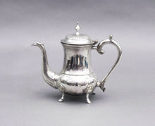 Load image into Gallery viewer, The Punk Kieran - Ornate Lid and Footed Coffee Pot