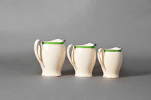 Load image into Gallery viewer, The Punk Mila - Alfred Meakin Ceramic Cream Jugs