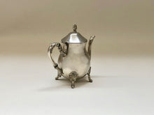 Load image into Gallery viewer, The Punk Shelby - Ornate Footed Vintage Teapot