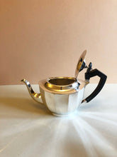 Load image into Gallery viewer, The Punk Stephen - Beautiful Antique Silver Edwardian Style Teapot