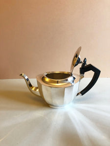 The Punk Stephen - Beautiful Antique Silver Edwardian Style Teapot
