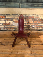 Load image into Gallery viewer, The Sergeant Edward - Vintage Corner Chair