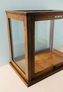 The Skater James - Laboratory Display Cabinet