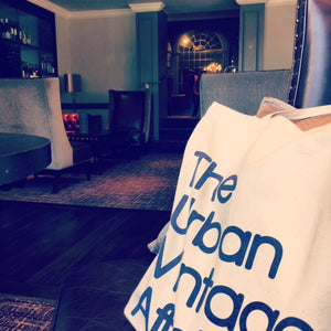 The Sommelier Quinn - Branded Organic Canvas Tote Bag