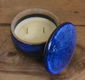 The Sommelier Tristan - Sustainable Handmade Candle and Vessel