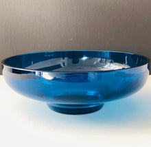 Load image into Gallery viewer, The Stripper Yulia - Vintage Contemporary Glass Bowl
