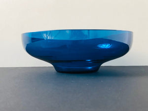 The Stripper Yulia - Vintage Contemporary Glass Bowl