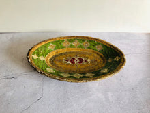 Load image into Gallery viewer, The Tattooist Jose - Antique Florentine Papier Mache  Bowl
