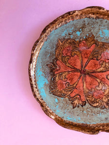 The Tattooist Raul - Set of Papier Mache Coasters
