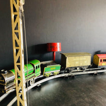 Load image into Gallery viewer, The Director Henry - Vintage Hornby O Gauge Locomotive Train Set and Accessories