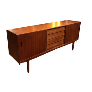 The Skater Lance - Mid Century Sideboard By Nils Jonsson