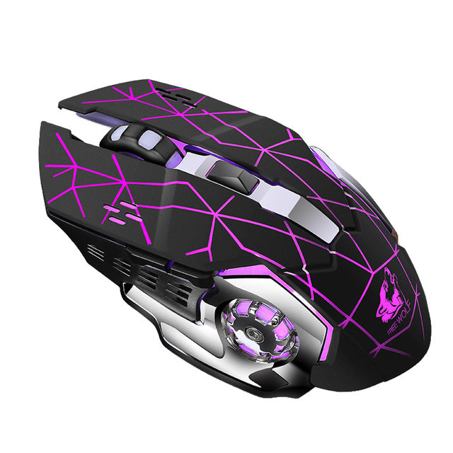 Free Wolf Wireless Gaming Mouse