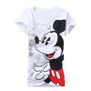 Mickey Mouse Comic Strip T-Shirt