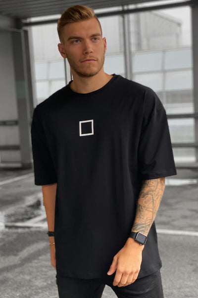 BLACK ENERGY HEAVY OVERSIZED TEE