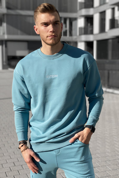 OCEAN BASIC SWEATER