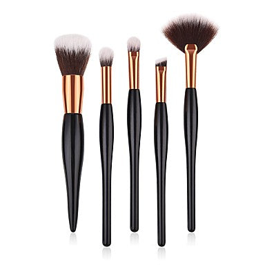5 pcs Makeup Brushes Professional Makeup Brush Set / Blush Brush / Eyeshadow Brush Nylon / Synthetic Hair Eco-friendly / Professional /
