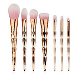 7pcs Makeup Brushes Professional Makeup Brush Set / Blush Brush / Eyeshadow Brush Synthetic Hair Portable / Full Coverage / Synthetic