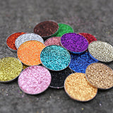 6 Colour Glitter Eye Shadow Makeup Gold Onion Powder Sequined Eyeshadow Cosmetics