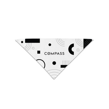 Philly Compass Pet Bandana