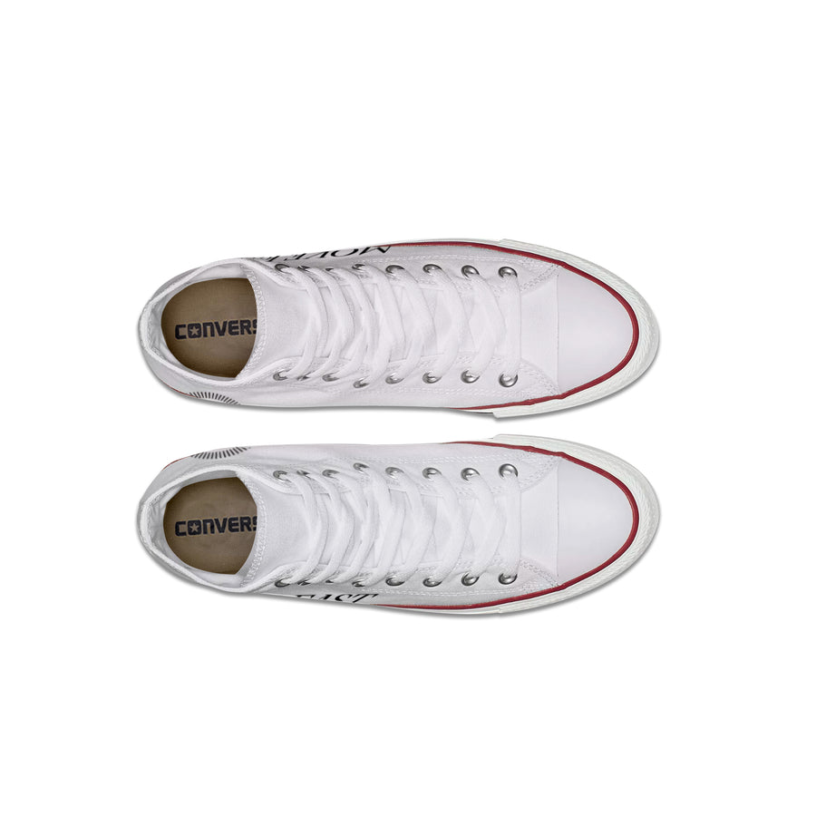 Converse® Hi-Top Compass Chucks