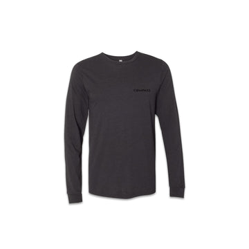 Compass Unisex Long Sleeve Tee