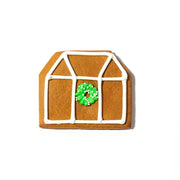 Greenhouse Logo Gingerbread Cookie