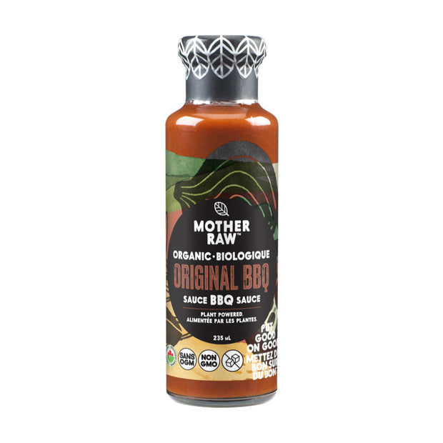 Mother Raw BBQ Sauce