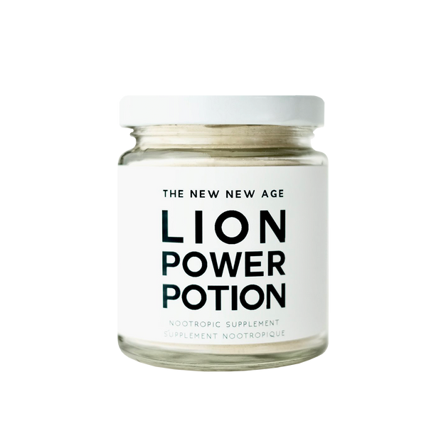 The New New Age Lion Power Potion