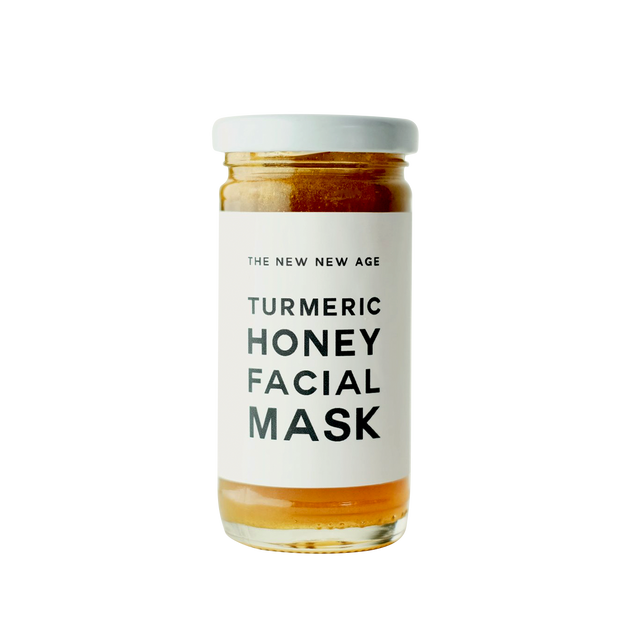 The New New Age Turmeric and Honey Facial Mask