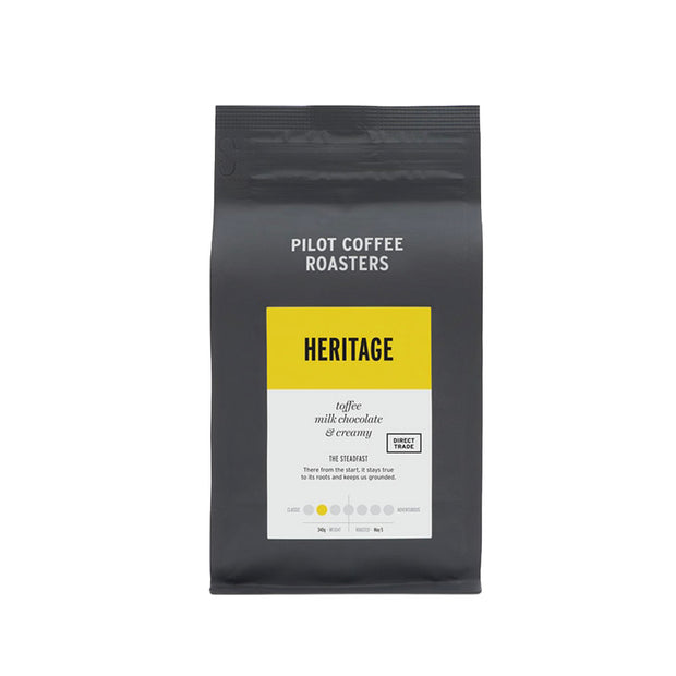 Pilot Heritage Blend Coffee