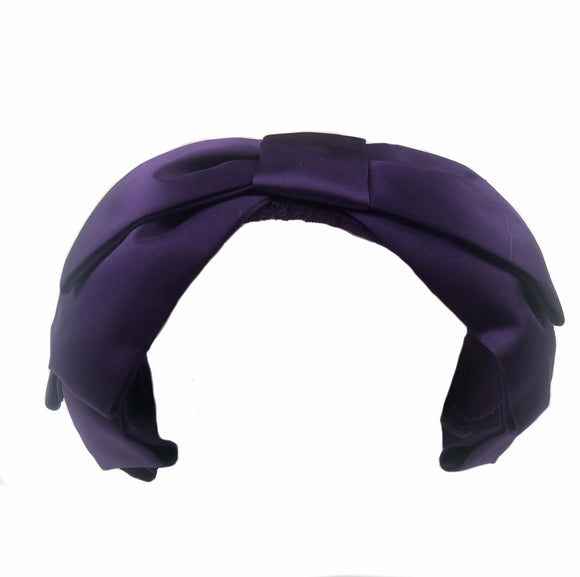 Vintage Purple Headband